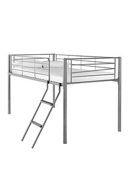 Very Domino Mid Sleeper Bed  - Mid Sleeper With Standard Mattress Picture