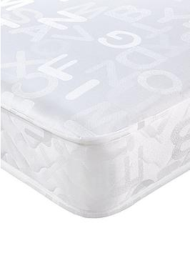 Airsprung Waterproof Rolled Single Mattress  Next Day Delivery (90cm)