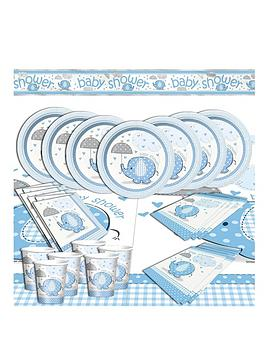umbrellaphants-blue-baby-shower-party-kit