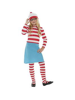 Where's Wally Where'S Wally Where'S Wally Wenda -  ... Picture