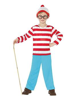 Where's Wally Where'S Wally Where'S Wally - Child'S  ... Picture