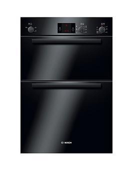 bosch-serienbsp6nbsphbm13b261b-classixx-built-in-multi-function-hot-air-double-oven-black