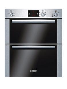 bosch-serienbsp6nbsphbn13b251b-classixx-60cm-built-under-double-hot-air-oven-brushed-steel