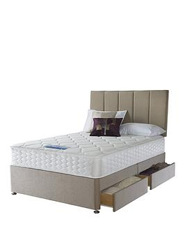 Sealy Sealy Nina 1200 Pocket Ortho Memory Divan With Optional Storage Picture