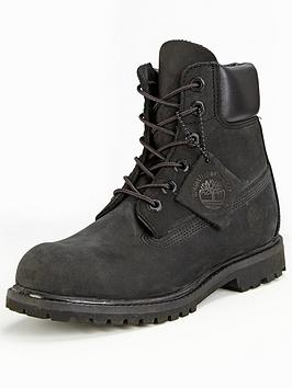 Timberland 6 Inch Lace Up Boots