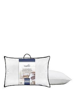 snuggledown-of-norway-hungarian-goose-down-single-pillow