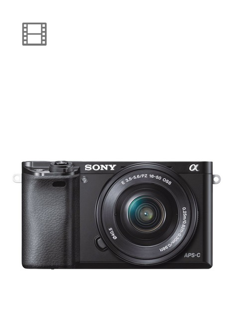 sony-a6000-compact-system-camera-with-16-50mm-lens-and-55-210mm-lens-bundle-black