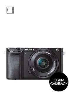 sony-ilce6000-243-megapixel-interchangeable-lens-digital-camera-with-selp1650-and-sel55210-lens-kit-black