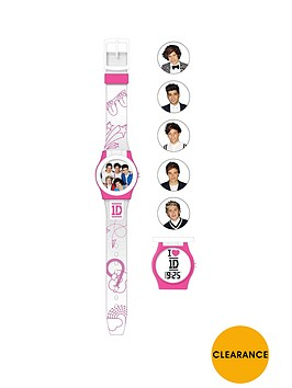 one-direction-interchangeable-card-kids-watch
