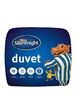 Silentnight Silentnight Hippo And Duck Essentials 13.5 Tog Duvet Picture