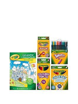 Crayola   Back To School Bundle