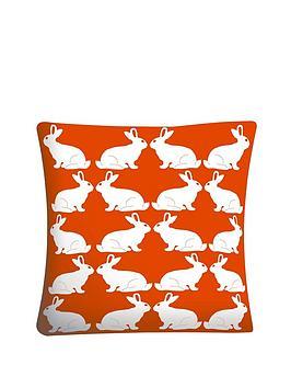 rabbit-rabbit-cushion