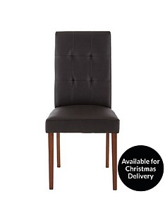 pair-of-derby-faux-leather-dining-chairs