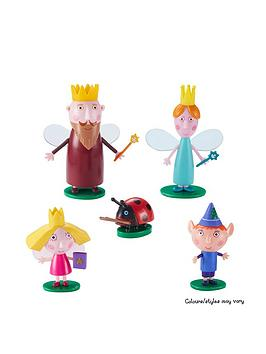 Ben & Holly's Little Kingdom  Ben & Holly'S Little Kingdom 5 Figure Pack