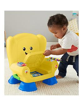 Fisher-Price   Laugh &Amp; Learn Smart Stages Chair - Yellow