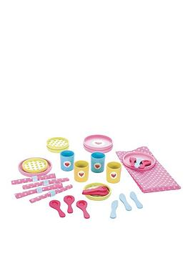 early-learning-centre-wooden-dinner-set