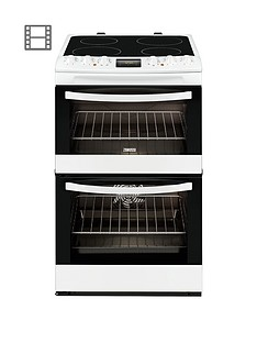 zanussi-zcv48300wa-55cm-ceramic-electric-double-oven-white