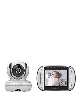 Motorola Motorola Mbp36S Remote Wireless Video Baby Monitor Picture