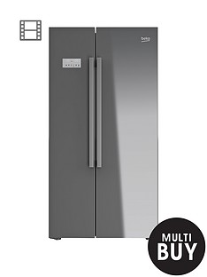beko-asl141s-american-stylenbspfridge-freezer-silvernbsp
