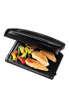 george-foreman-20840-5-portion-grill-with-free-21yrnbspextended-guarantee