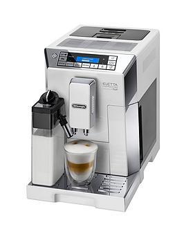 Delonghi Delonghi Ecam 45.760.W Eletta Bean To Cup - Flat White Picture