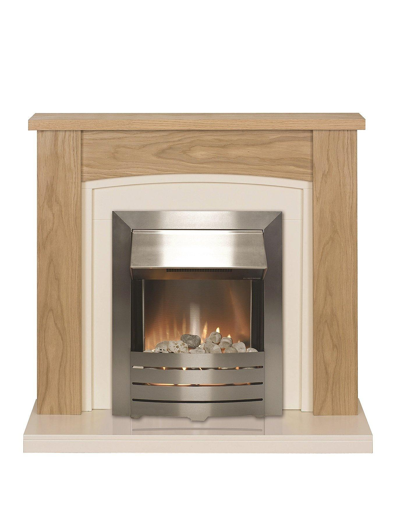 Compare prices for Adam Fire Surrounds Chiltern Electric Fireplace Suite