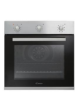 candy-fpe602x-60cm-built-in-multifunction-single-oven--nbspstainless-steel