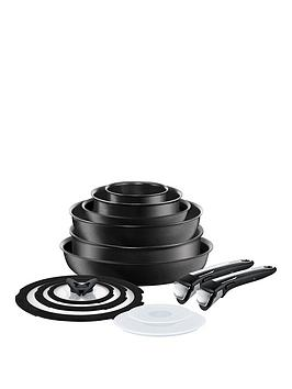 tefal-ingenio-induction-13-piece-pan-set-black