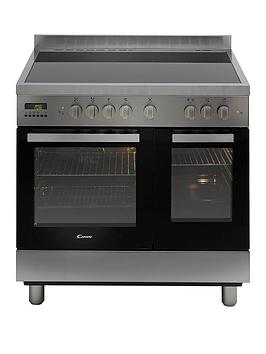 candy-pccv9d52x-90cm-electric-range-cooker-creamic-top-stainless-steelp