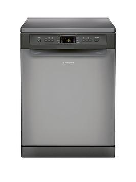 Hotpoint Extra Fdfex11011G 13Place Dishwasher  Graphite