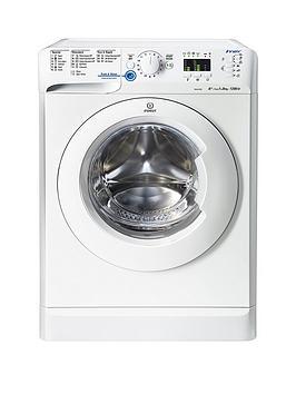 Indesit Innex Xwa81252Xw 1200 Spin 8Kg Load Washing Machine  White