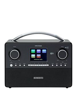 Roberts Stream 93I DabDabFmWifi Internet Radio With 3 Way Speaker System