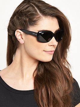 Ray-Ban Jackie O Sunglasses - Black