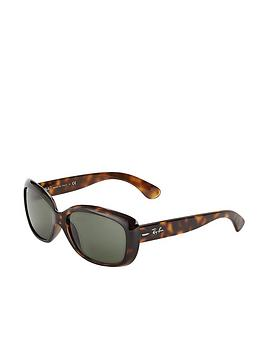 RayBan Jackie O Sunglasses  Tortoiseshell