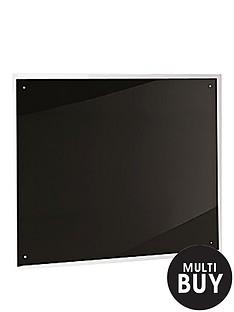baumatic-bsb61bgl-60cmnbspglass-splashbacknbsp--black