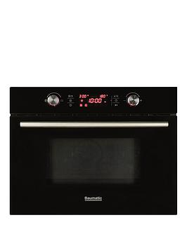 baumatic-bmc460bgl-46-cm-high-compact-combination-microwave-oven-black