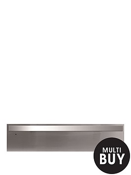 baumatic-wd01ss-14-cm-high-warming-drawer-stainless-steel
