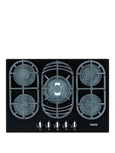 baumatic-bgg70-70-cm-gas-on-glass-hob-black