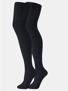 pretty-polly-100d-supersoft-opaque-tights-2-pack