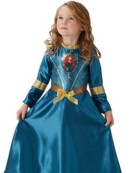 Disney Princess Disney Princess Story Time Brave Merida  ChildS Costume