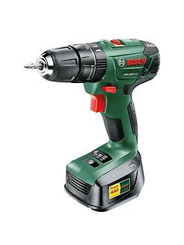 Bosch PSB 1800 LI2 18volt Cordless LithiumIon Hammer Drill Driver