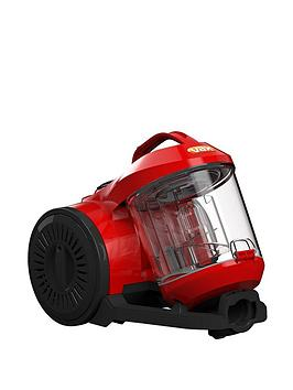 Vax C86E2Be Energise Bagless Cylinder Vacuum Cleaner