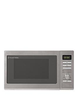 Russell Hobbs   Rhm3002 900-Watt Combination Microwave, Oven And Grill - 30-Litre
