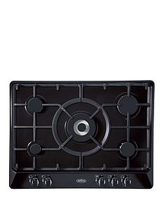 belling-ghu70gc-70cm-built-in-cast-iron-gas-hob-blacknbsp