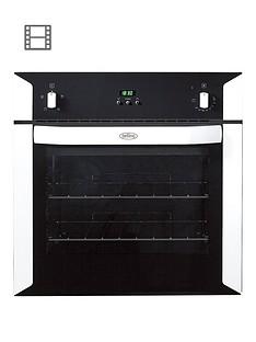 belling-bi60fp-60cm-built-in-single-fan-electric-oven-white