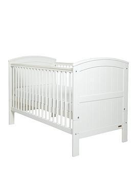 Mamas & Papas Hayworth Cot Bed Ivory