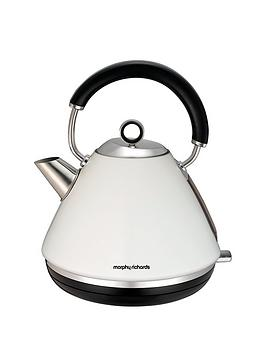 morphy-richards-102005-accents-pyramid-kettle-white