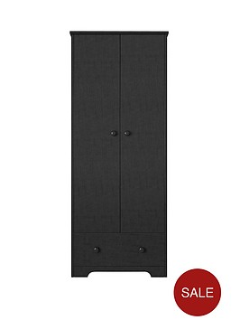 windsor-2-door-1-drawer-wardrobe