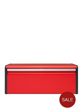 brabantia-fall-front-bread-bin-red