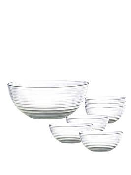 ravenhead-essentials-circles-7-piece-glass-bowl-set